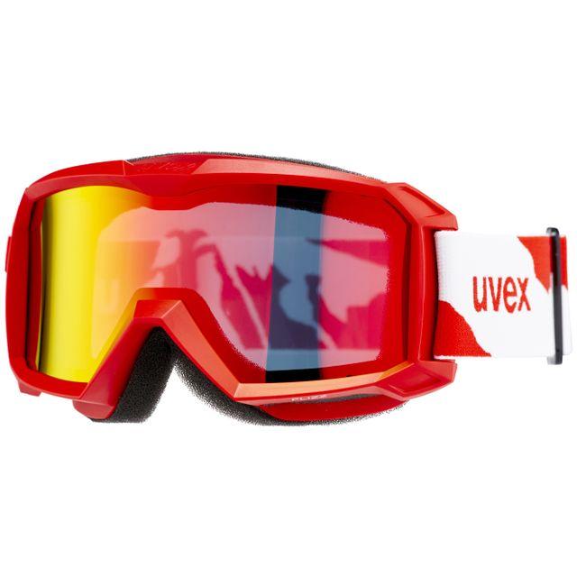 b087cfe71215d2 Uvex - flizz Lm - Lunettes de protection - rouge - pas cher Achat ...