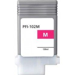 Marque Generique Canon Pfi-102M Cartouche Magenta compatible