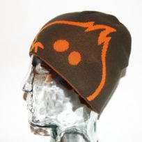 World Industries - Bonnet réversible Double impact army orange