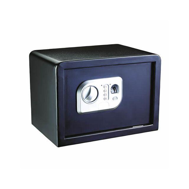 securitegooddeal coffre fort 16l empreinte digitale pas cher achat vente verrou cadenas. Black Bedroom Furniture Sets. Home Design Ideas