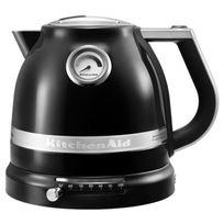 Kitchenaid - bouilloire sans fil 1.5l 2400w noir onyx - 5kek1522 eob