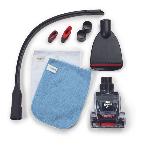 dirt devil kit de nettoyage pour voiture m277 pas. Black Bedroom Furniture Sets. Home Design Ideas