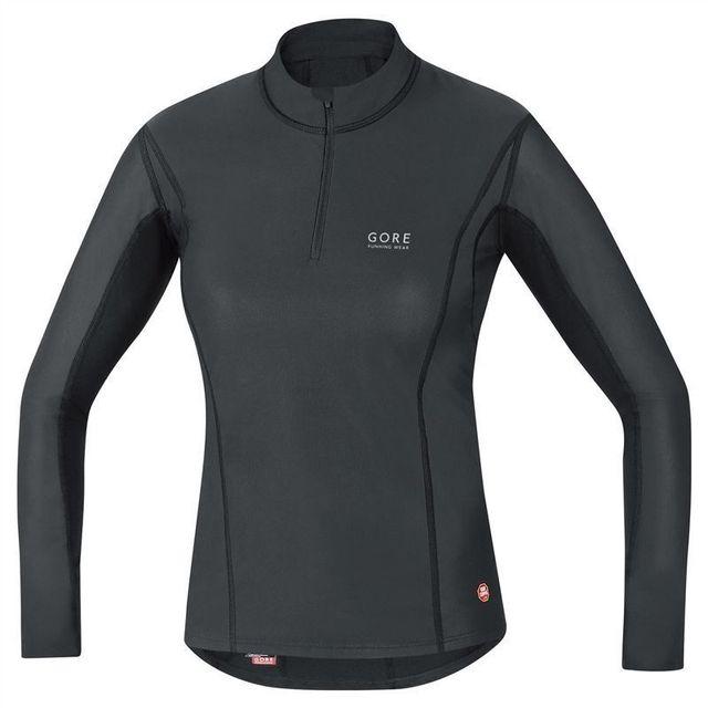 Gore Running Wear Tee shirt thermique Gore Essential Bl Ws Cv Femme 2018