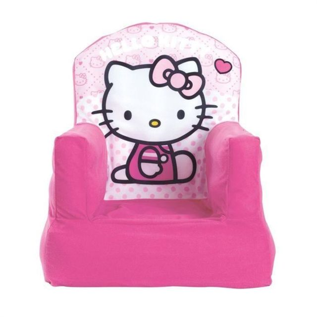 Hello Kitty Fauteuil Enfant gonflable