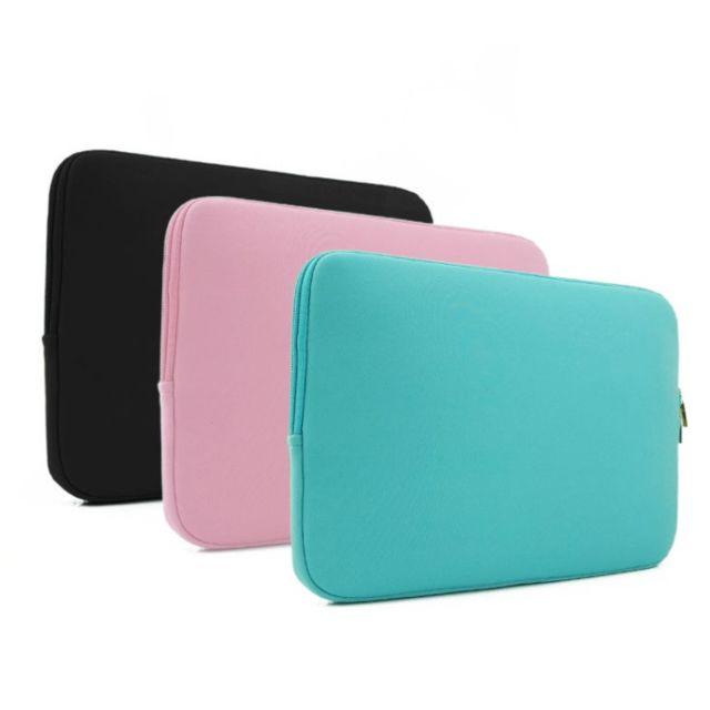 grand choix de db285 1d37d Pochette 13' pour MACBOOK APPLE Air Housse Protection Sacoche Ordinateur  Portable Tablette 13 Pouces ROSE