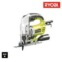 Ryobi - Scie sauteuse pendulaire électrique 600W 95mm bois RJS950-K