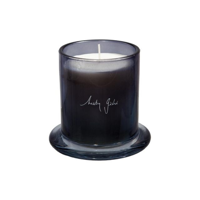 """Paris Prix - Bougie Parfumée sous Cloche """"Loyd"""" 260g Matin Givré"""