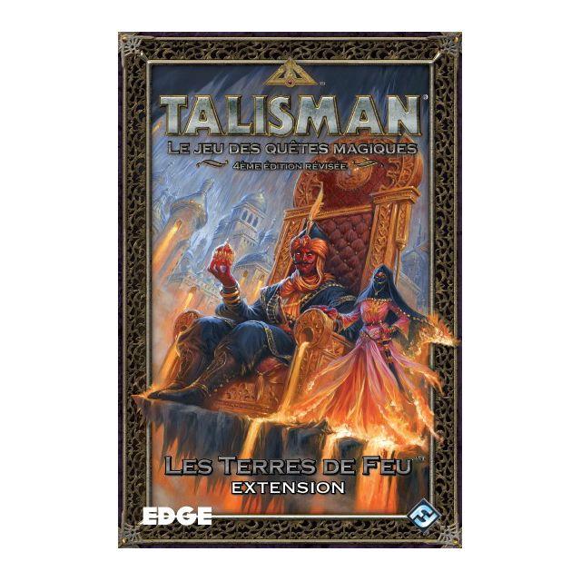 Edge Jeux de société - Talisman Extension : Les Terres De Feu