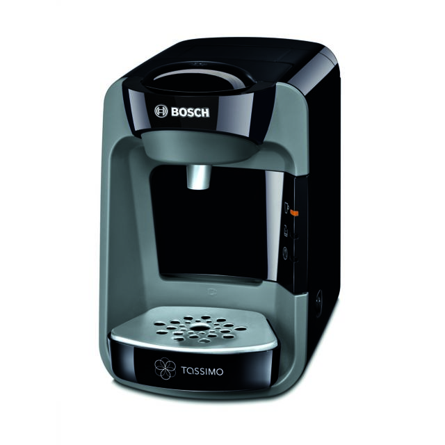 Bosch Machine multi-boissons - All Black - TAS3702 - Noir