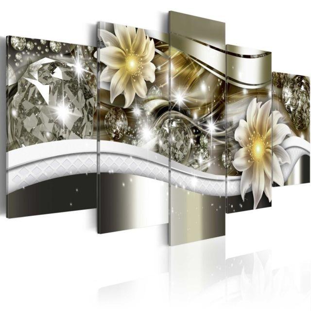 Artgeist Tableau - Vague florale