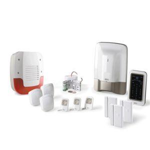 Delta dore tyxal pack alarme maison sans fil kit 2 for Alarme maison delta dore