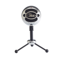 BLUE MICROPHONES - Snowball - Brushed Aluminium