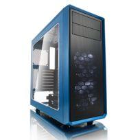 FRACTAL DESIGN - Focus G - Petrol Blue - Avec fenêtre