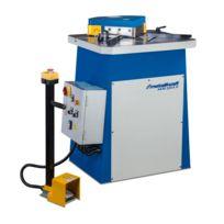 Metallkraft - Enchocheuse hydraulique Akm220-4H 400V Akm220-4H