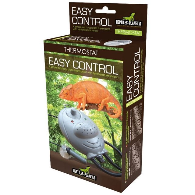 Reptiles Planet Thermostat Easy control