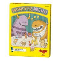 Haba - Monster Menu