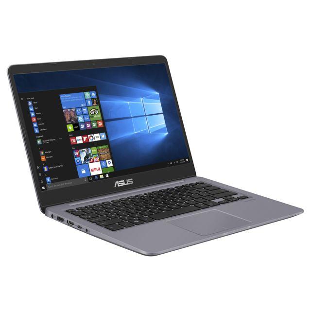 Achat ASUS VivoBook S14 - S401UA-EB812T - Gris Ordinateur Portable 14 f43ecbe77d84