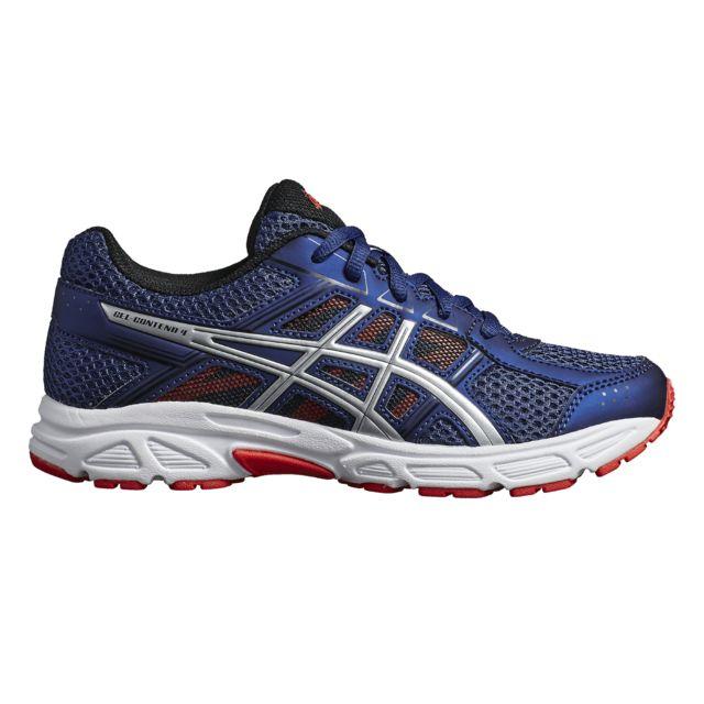 Asics Chaussures junior Gel Contend 4 Gs bleu vifargent