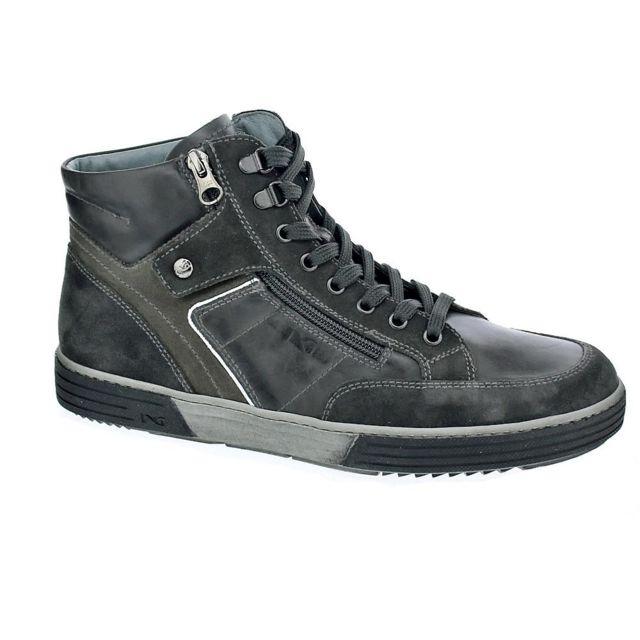 Nero 0611 Bottes Giardini Homme Modele Chaussures Pas qzVpSUM