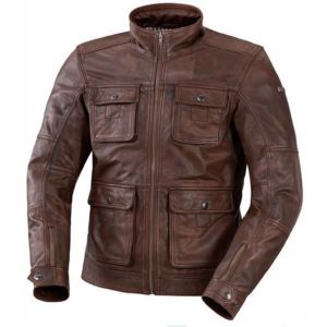 ixs blouson veste moto nick cuir homme vintage t. Black Bedroom Furniture Sets. Home Design Ideas