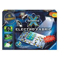 Ravensburger - Kit Science x Electro'fabric