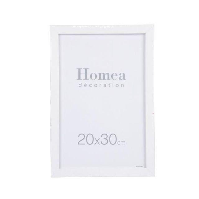 codico cadre photo loft homea 20x30 cm blanc pas cher achat vente cadre photo num rique. Black Bedroom Furniture Sets. Home Design Ideas
