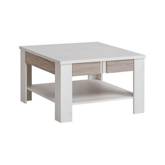 Dusine Table basse Dune style scandinave