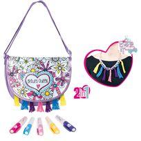 SIMBA - color me mine design&wear sac hippie - 86987