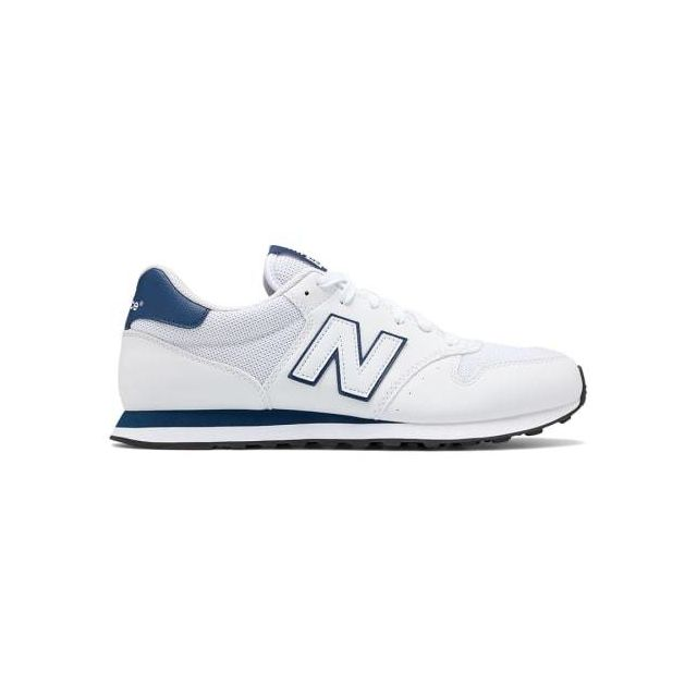 chaussures new balance blanche
