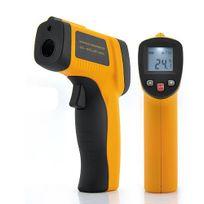 Shopinnov - Thermomètre infrarouge sans contact