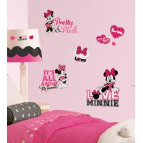 Roommates - Stickers Phrases Minnie Mouse Disney