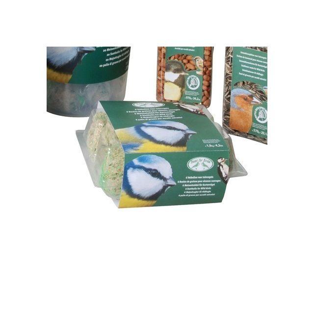 esschert design boules de graisse pour oiseaux sauvages. Black Bedroom Furniture Sets. Home Design Ideas