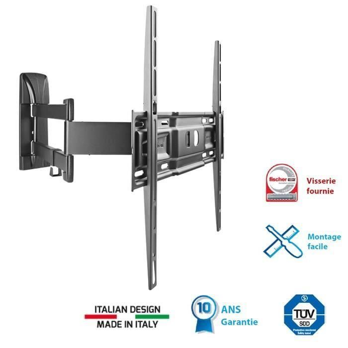 400 Sdr Support Tv mural orientable 40-50
