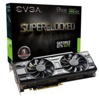 EVGA - GeForce GTX 1070 SC GAMING ACX 3.0 Black Edition