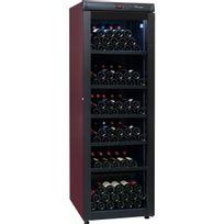 Climadiff - Cave à vin de vieillissement - 1 temp 264 bouteilles - Lie de vin Aci-cli722 - Pose libre