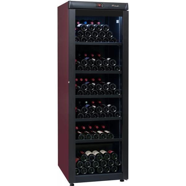 climadiff cave vin de vieillissement 264 bouteilles aci cli722 pas cher achat vente. Black Bedroom Furniture Sets. Home Design Ideas