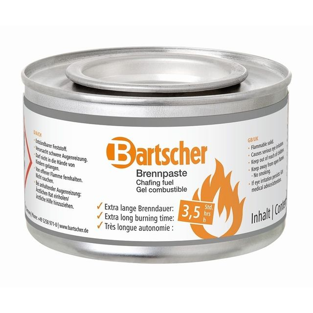 Bartscher gel combustible
