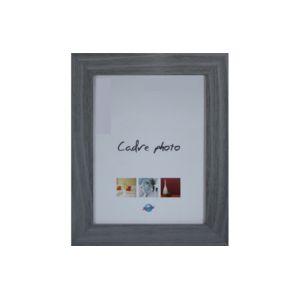 ariane cadre photo en bois gratt gris 24x30cm multicolore 0cm x 0cm pas cher achat. Black Bedroom Furniture Sets. Home Design Ideas