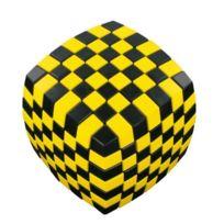 V-cube - tm 7 Illusion - Noir Jaune