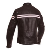 Segura - Blouson Lady Retro Marron Rose