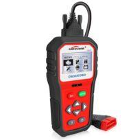 Wewoo - Lecteur de Code Prise outil de diagnostic pour la voiture de l'essence 12V Outils d'analyse diagnostique automatique de Eobd / Obdii Can Scanner de de seulement