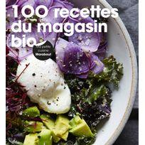 Marabout - 100 recettes du magasin bio Livre, éditeur