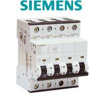Siemens - Disjoncteur électrique tétrapolaire 20A