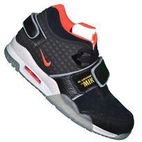 Nike - Basket Sneaker - Air Trainer V Cruz - Noir Jaune Blanc Gris