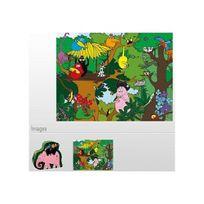 Barbo Toys - Puzzle Barbapapa Safari 36p Bt