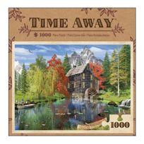 Master Pieces - Puzzle 1000 pièces : Le moulin de Creekside