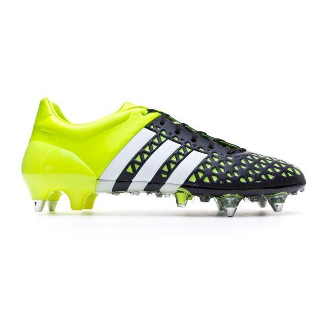 detailed look aa4b5 7660e Adidas performance - adidas Ace 15.1 Sg Solar yellow-White-Core black