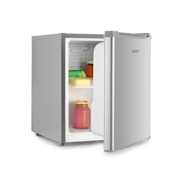 KLARSTEIN Scooby Mini réfrigérateur à boissons 40 litres - 41dB - Classe A++ - Noir