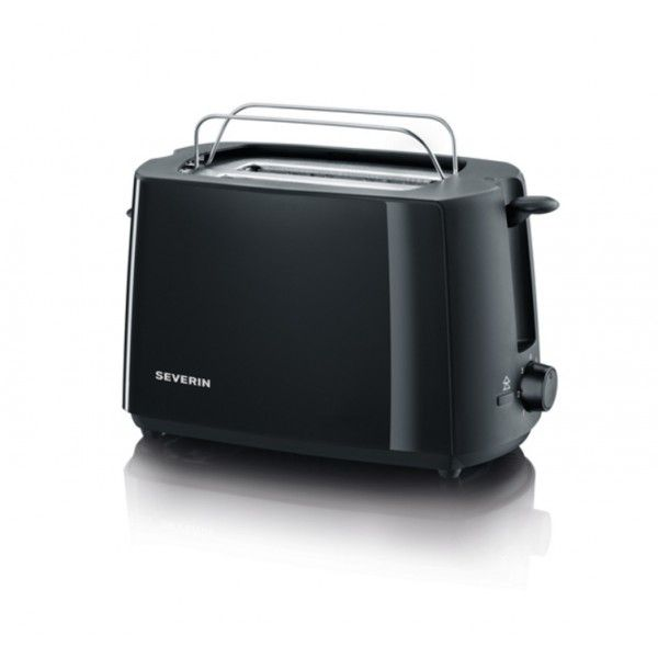 Severin Grille pain 2 fentes - 700W Noir At2287