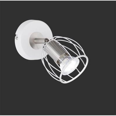 Trio Spot Evian Blanc mat R80031031 - Lighting